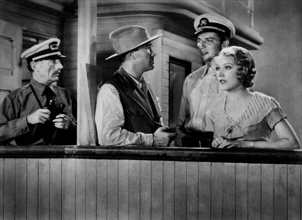 El Capitán del barco, Carl, Jack y Ann