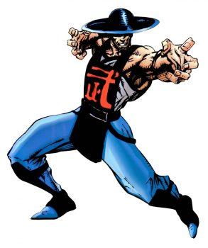 Mortal Kombat II Kung Lao