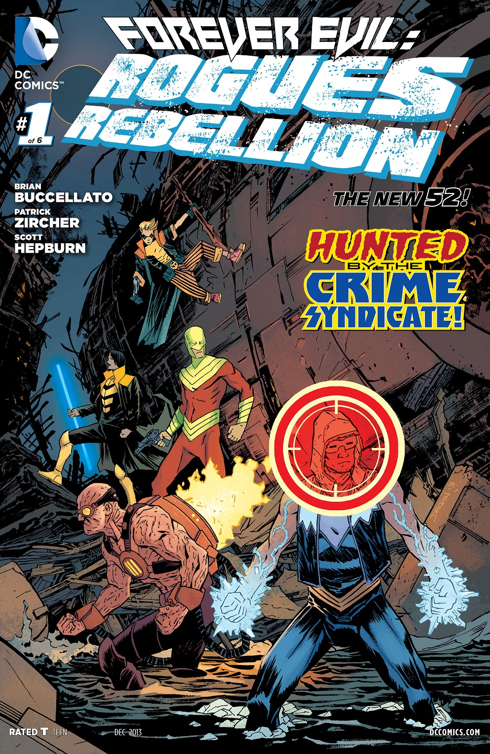 Rogues Rebellion #1