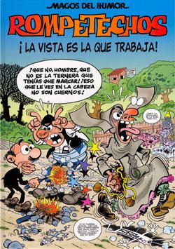 Magos del Humor número 115.