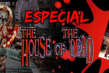 House of the Dead Bonus Stage Magazine