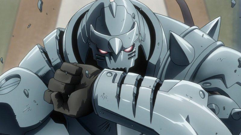 Alphonse daño en combate
