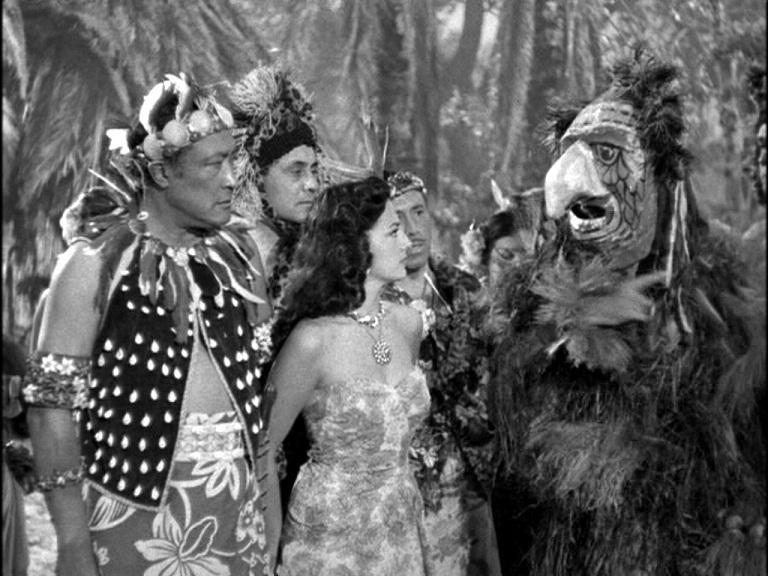 Los nativos de la isla Kola Kola