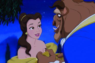 La Bella y la Bestia, Disney