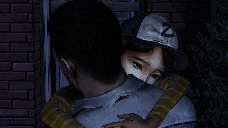 Lee y Clementine