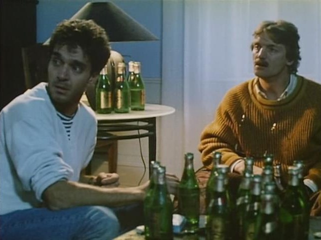 Frank, Allan y las cervezas