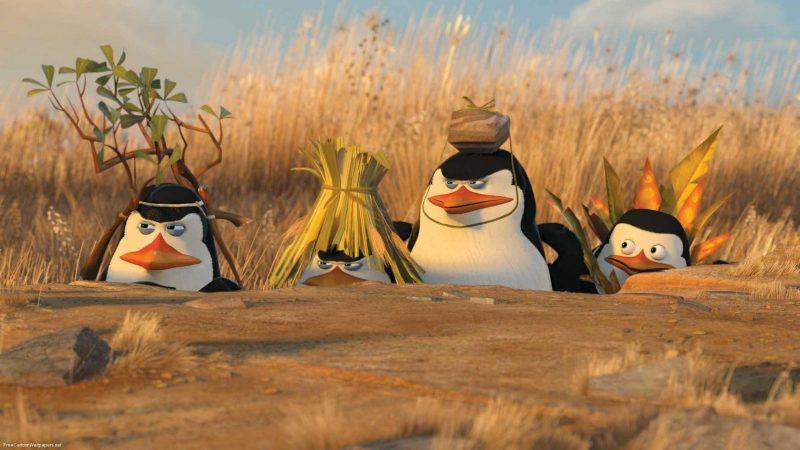 Los pingüinos de Madagascar se suman a El origen de los guardianes, Turbo o Las aventuras de Peabody y Sherman en pérdidas económicas ocasionadas al estudio