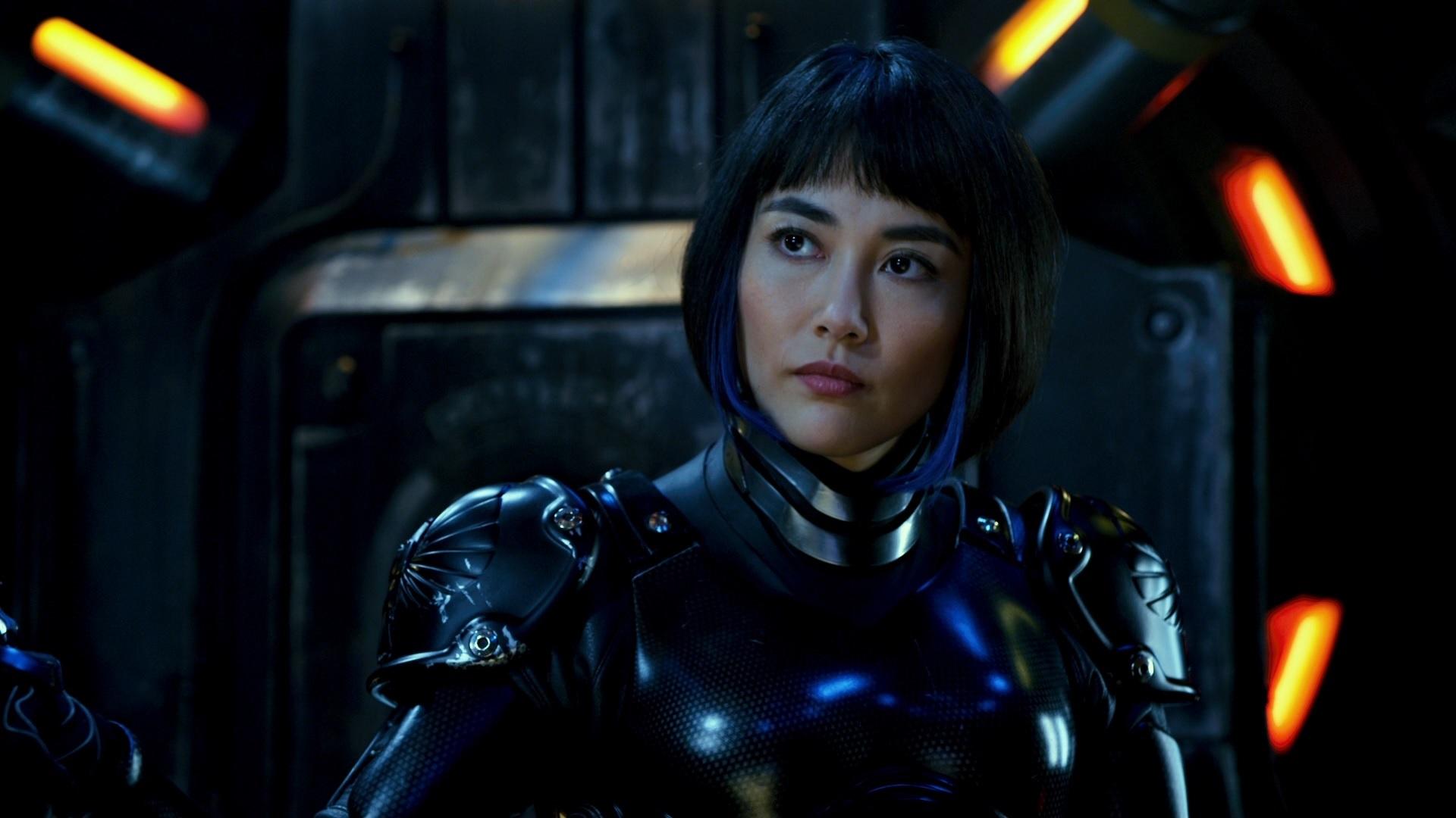 Rinko Kikuchi en Pacific Rim. ¿No es ideal para el personaje?