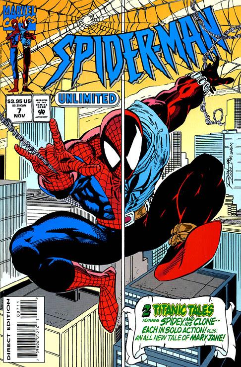 Scarlet Spider comic (4)
