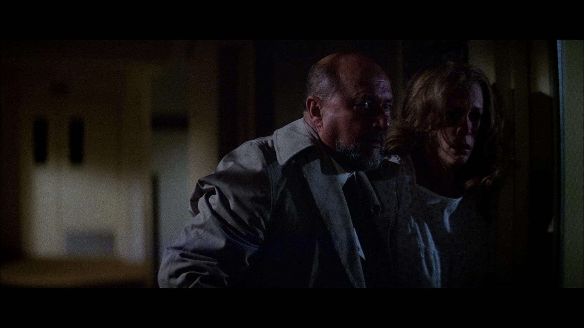 Laurie Strode y el Dr. Sam Loomis