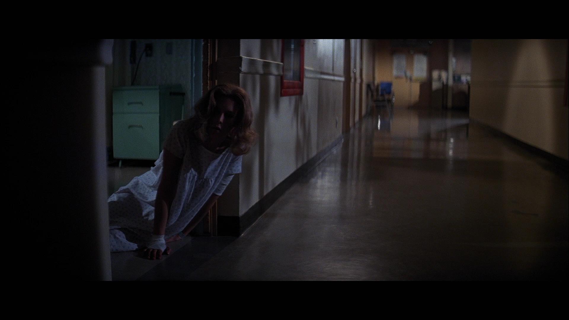 A Laurie no le queda otra opción más que seguir escapando de Myers
