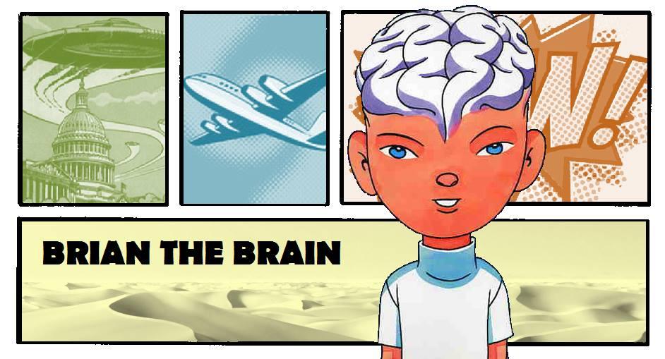 Conociendo a...] Brian the Brain - ComboGamer