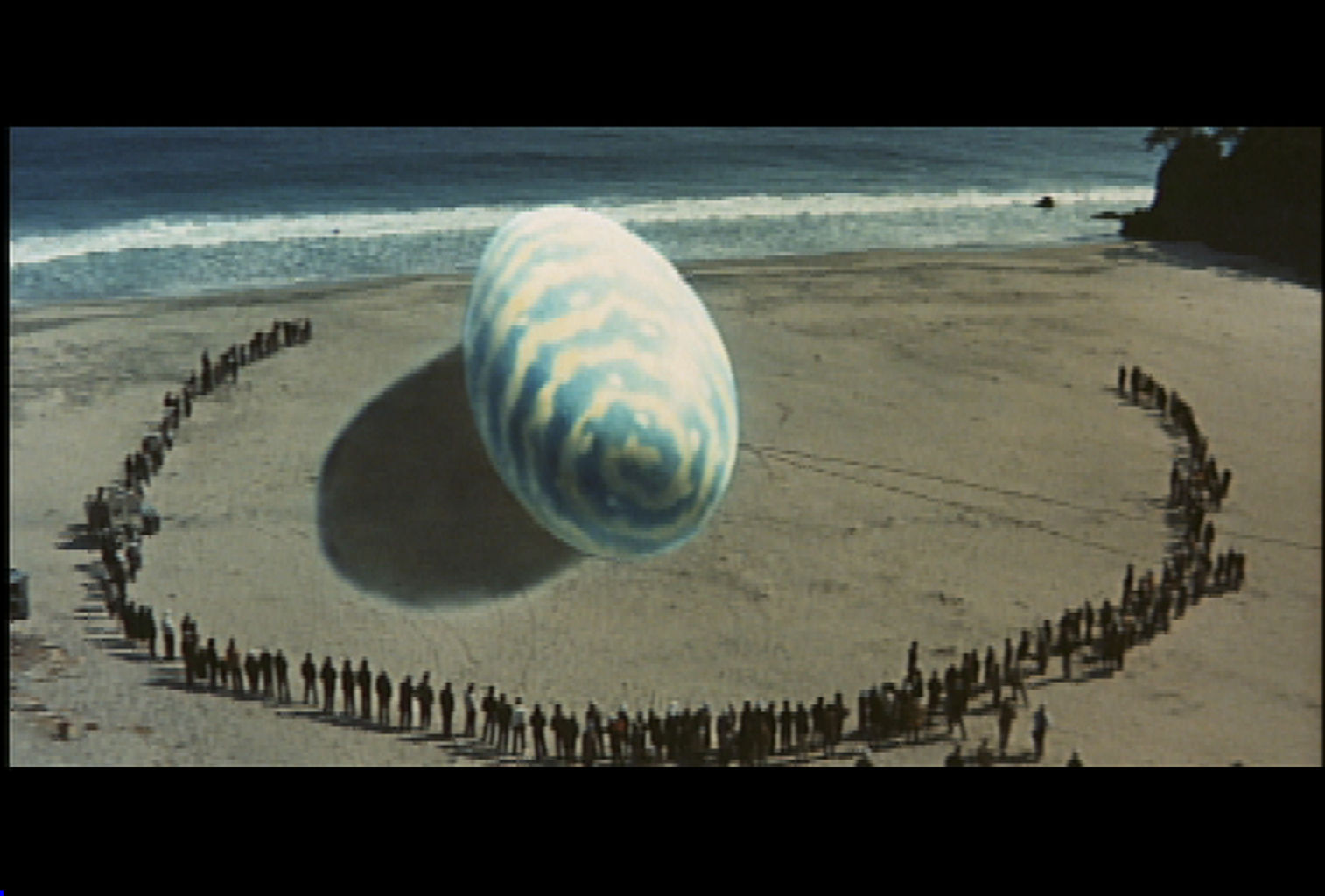 El gigantesco huevo