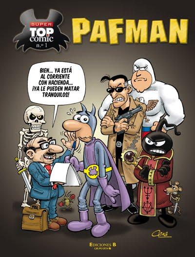 Super Top Cómic de Pafman