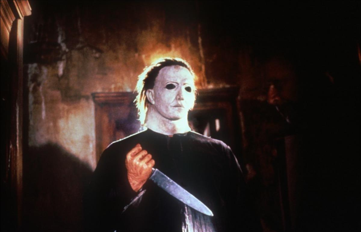 Myers, de vuelta en su misión de exterminar a todos los miembros de su familia