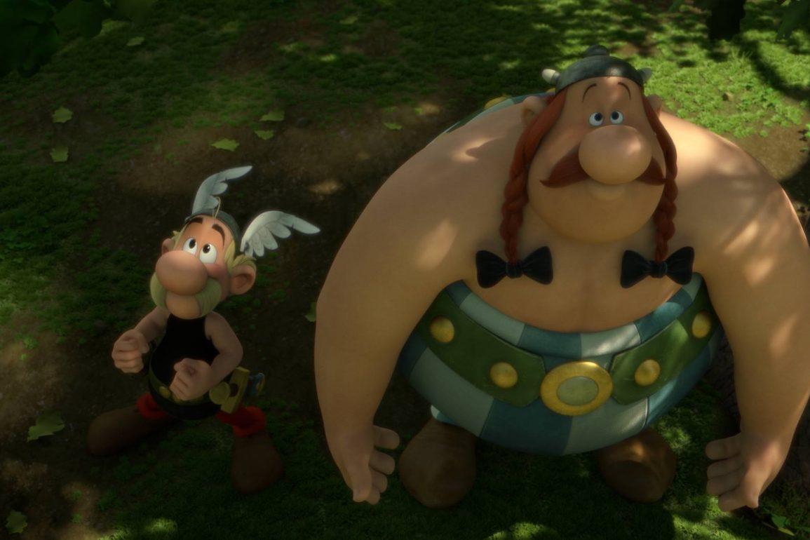 Astérix y Obélix