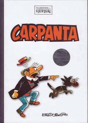 Carpanta II, de Clásicos del Humor.