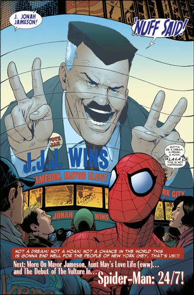 Jameson alcalde de Nueva York