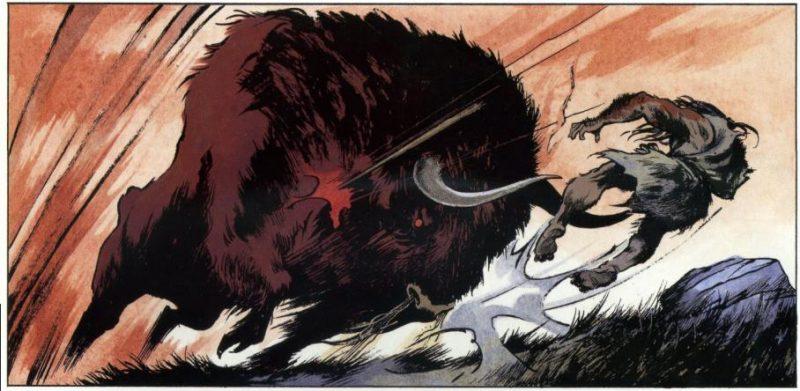 Kozamh fue abandonado a su suerte, y Laghu fue testigo de ello.