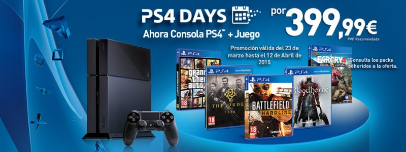 PS4 Days (1)