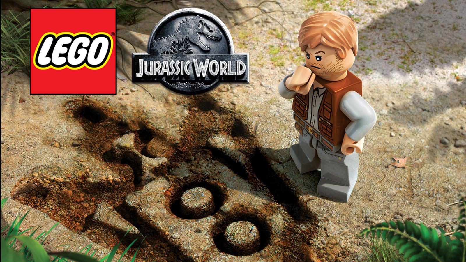 Primer tráiler de \'LEGO Jurassic World\' - ComboGamer