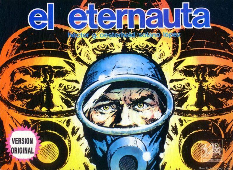El Eternauta, portada original.