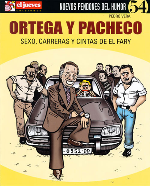 Sexo, Carreras y cintas de El Fary