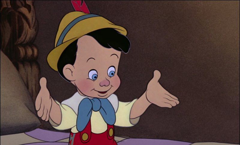 Disney, Pinocho