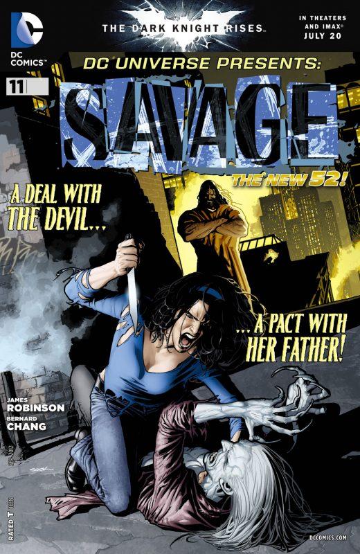 DC Universe Presents SAVAGE