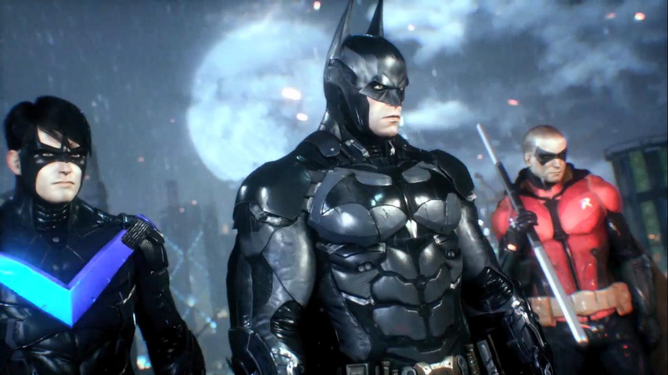 En Batman: Arkham Knight contaremos con poderosos aliados y nuevos villanos