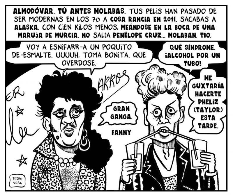 """Pedro Vera continúa con el humor estilo """"Ortega y Pacheco"""""""