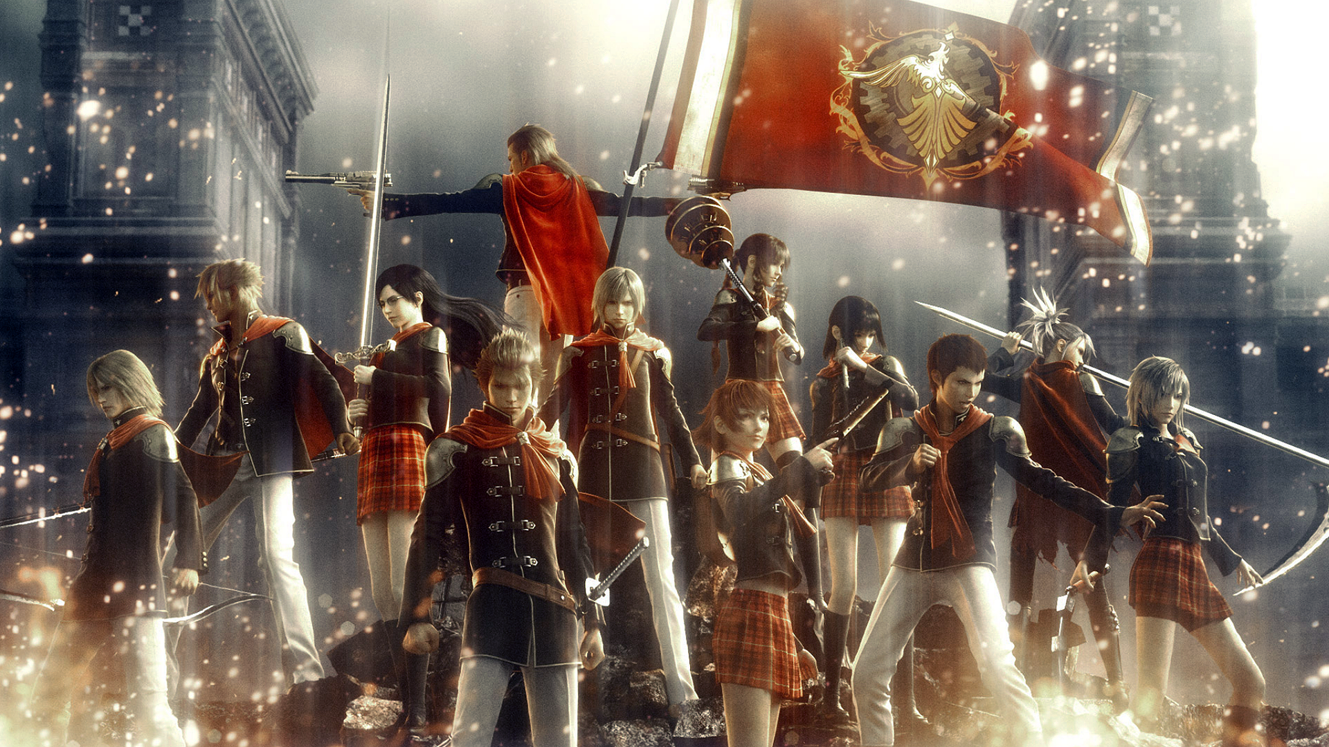 Comboanálisis Final Fantasy Type 0 Hd Combogamer