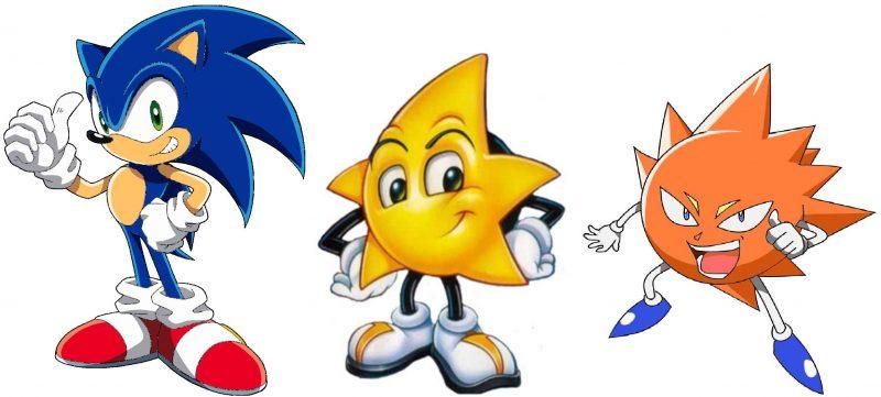 Sonic y Ristar son dos de sus posibles influencias.