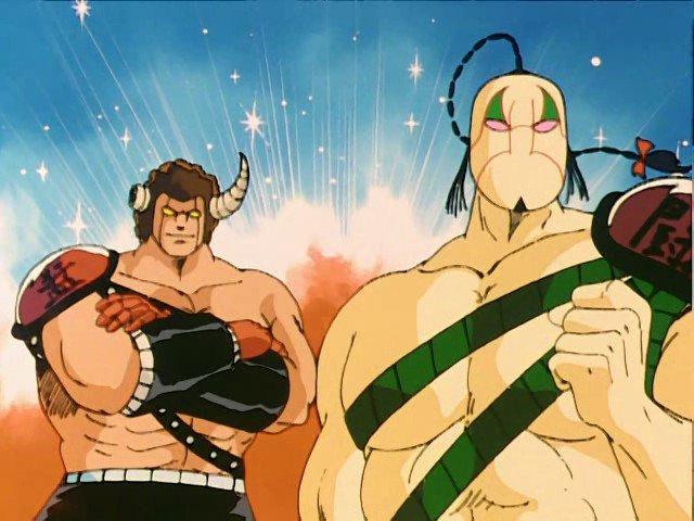 """Buffaloman y Mongolman """"20 Millones de poder"""""""