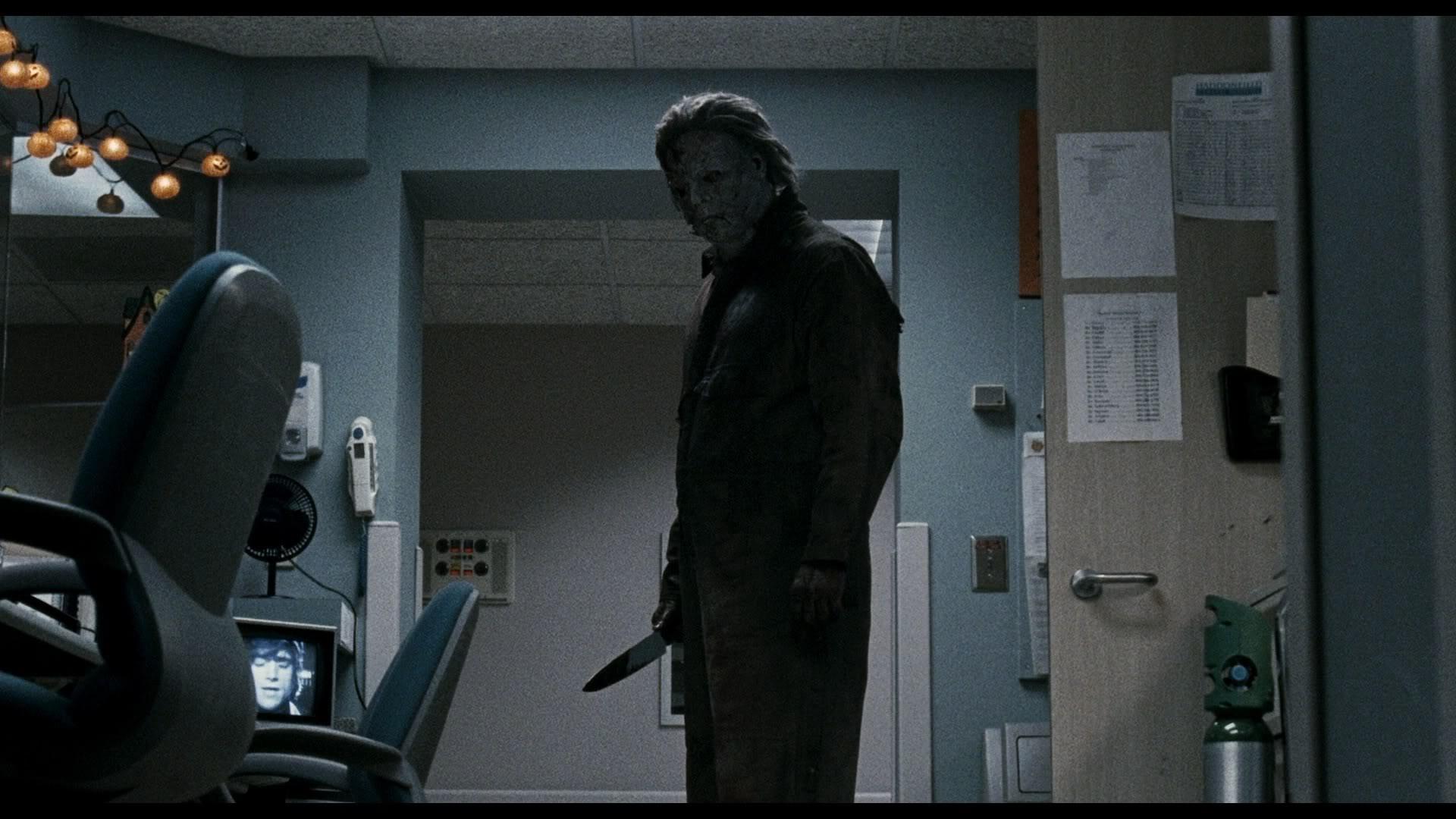 Myers regresa una vez más, en su versión más grande y más brutal de toda la saga
