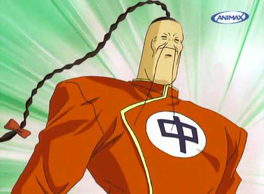 El veterano Ramenman en Kinnikuman Nisei