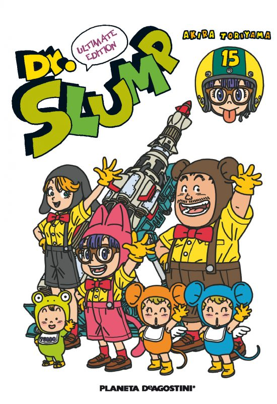 Manga de Dr. Slump Ultimate Edition