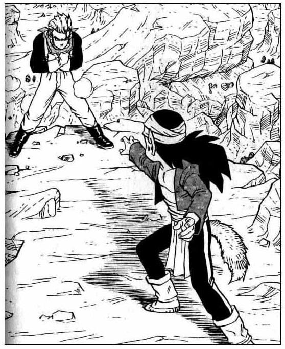 Isaza, el rival de Kajika
