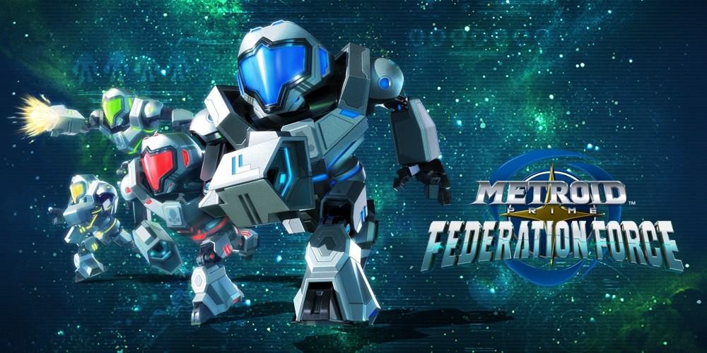 Metroid Prime: Federation Force ha sido uno de los juegos peor valorados de la presentación