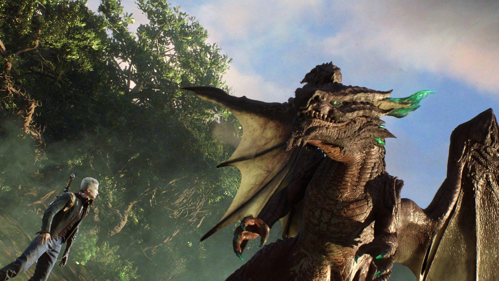 No se ha vuelto a saber nada de Scalebound desde su presentación en el E3 2014