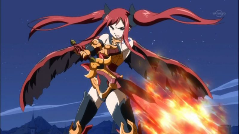 Armadura Emperatriz de Fuego.