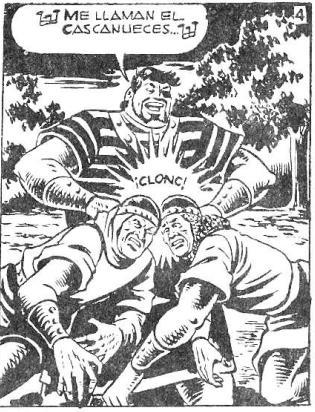 Goliath cascanueces