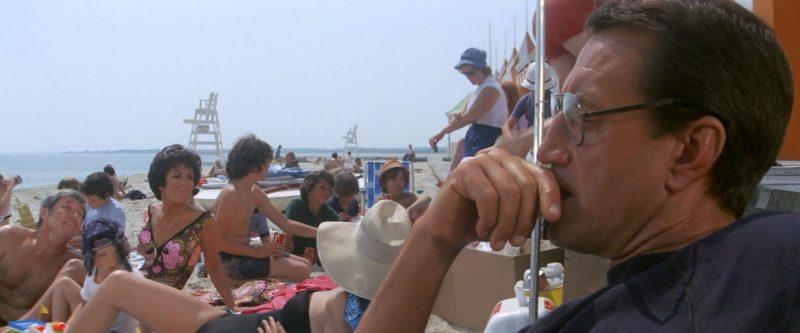 Todos disfrutan de un día de playa salvo Brody, que sabe la verdad