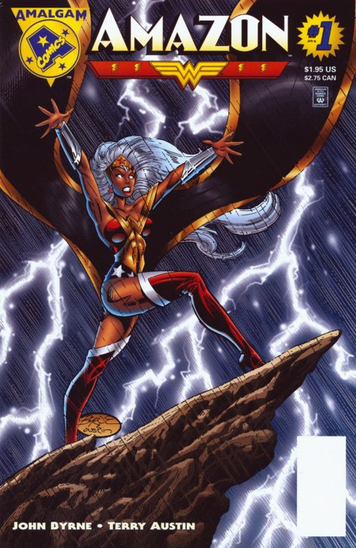 Amazon (Wonder Woman + Storm)