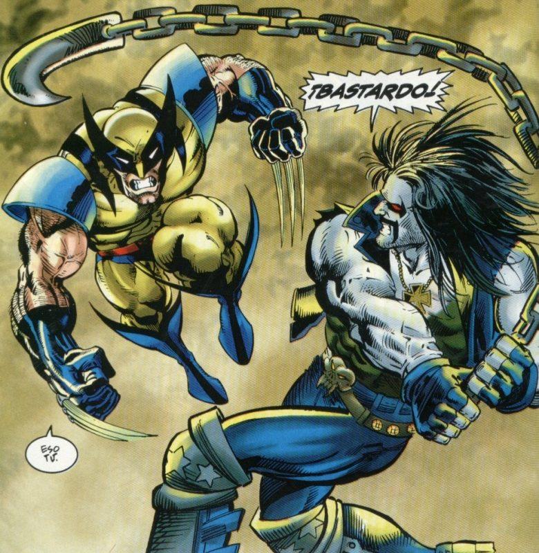 Wolverine es muy popular, pero no demasiado ingenioso a la hora de devolver insultos
