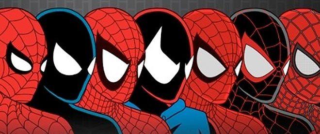 spiderman, scarlet spider