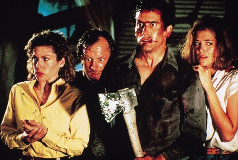 Los protagonistas de la película