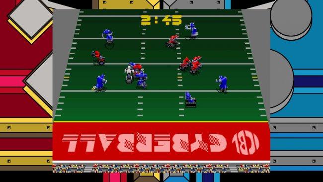 Midway Arcade Origins Cyberball