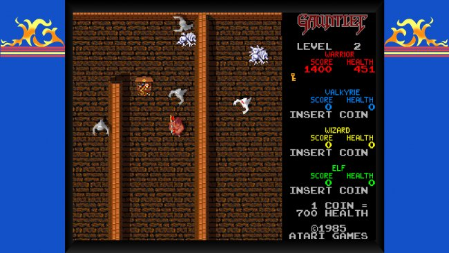 Midway Arcade Origins Gaunlet