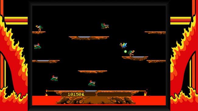 Midway Arcade Origins Joust